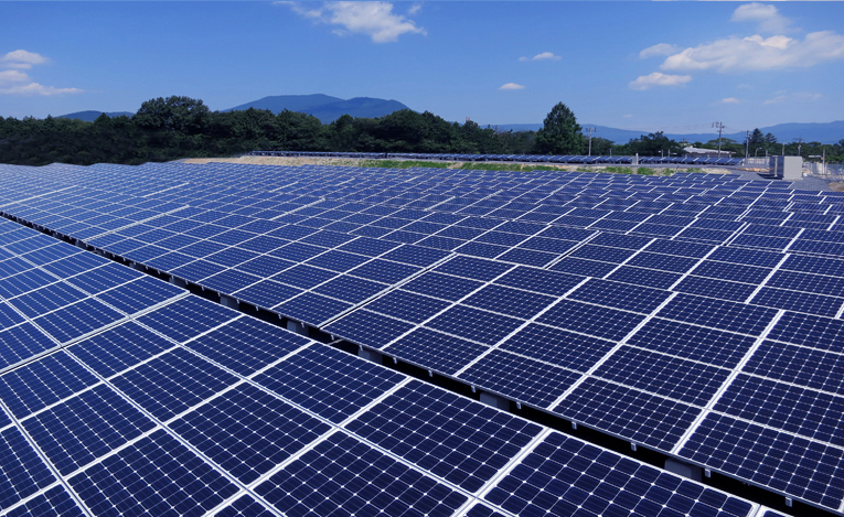 木曽路物産太陽光発電所