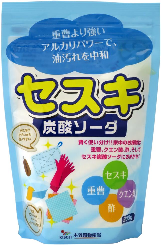 セスキ炭酸ソーダ300g